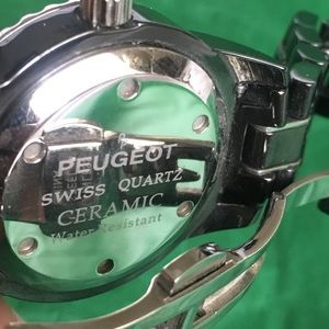 Peugeot Accessories - Ceramic link watch